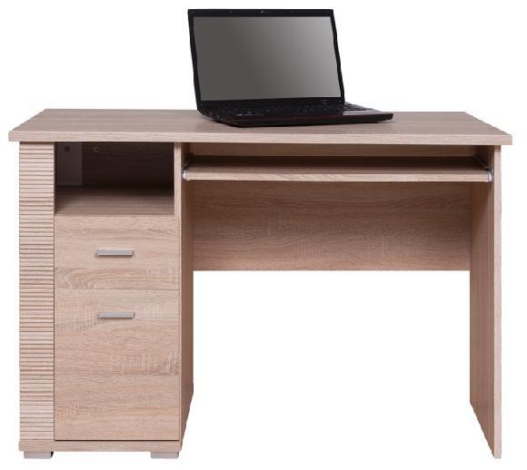 GRESS psací stůl 1d1s/120 dub sonoma